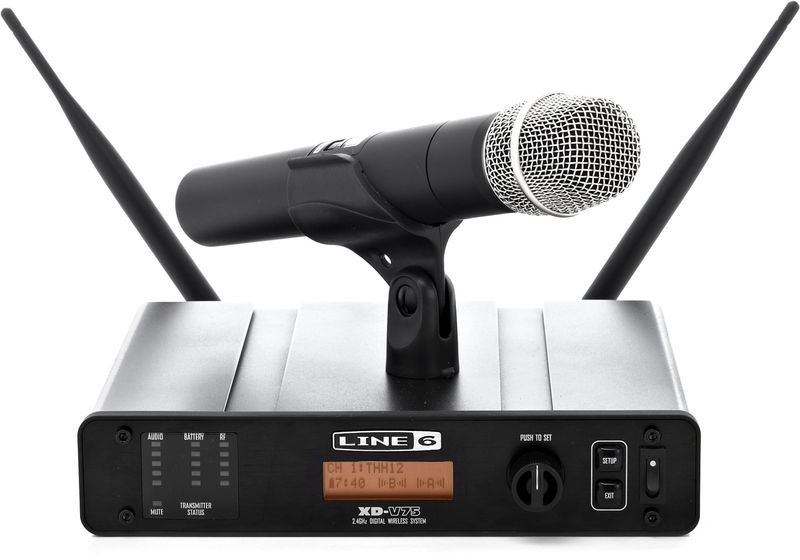 Line6 XD-V75 Wireless-System